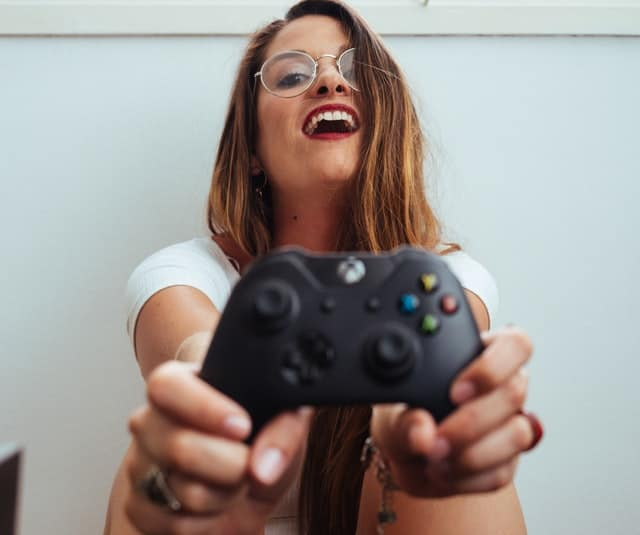 Women in e-sports are taking more active roles than in traditional sports