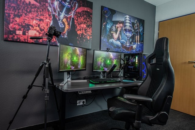 The best gaming chairs should be comfortable and good for your health