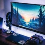 Always get the best monitor for gaming.